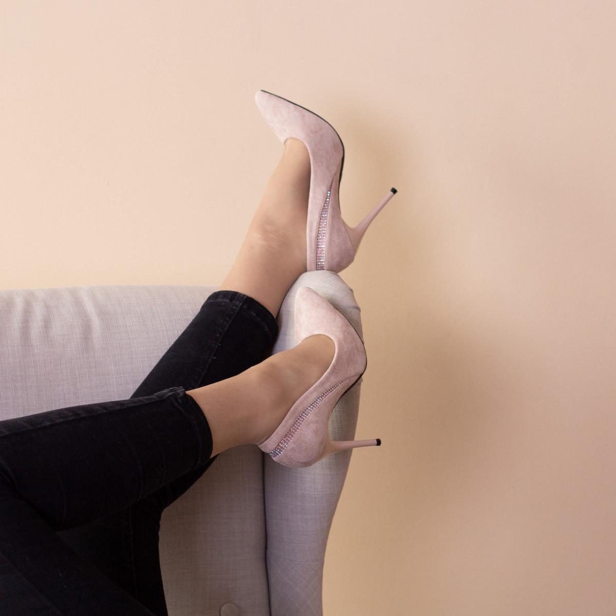 Туфлі жіночі Fashion Guinness 2471 36 розмір, 23,5 см Бежевий