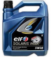 ELF SOLARIS MSX 5W30 5L, фото 1