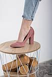 Туфли женские Fashion Lexis 2604 37 размер 24 см Розовый, фото 2