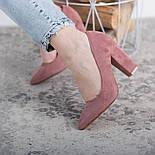 Туфли женские Fashion Lexis 2604 37 размер 24 см Розовый, фото 5