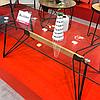 Стіл обідній ALLEGRO Halmar 160х80, фото 3