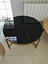 Журнальный столик ISMENA Halmar 80x80, фото 2