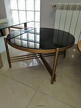 Журнальный столик ISMENA Halmar 80x80, фото 3