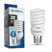 Лампа Global GFL-004-1 T2 25W 4100 Е27