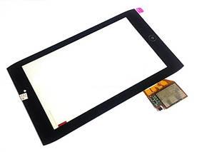 Оригинальный Сенсор (Тачскрин) для  Acer Iconia A100 | A101 (Черный)