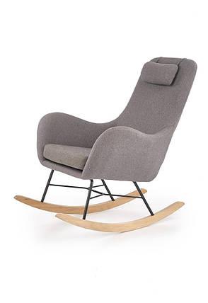 Крісло-гойдалка BOTAS Halmar Сірий, фото 2