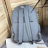 Однотонный рюкзак с брелком, фото 8