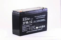 Аккумуляторная батарея 12V 12Ah Elite (150х97х100)