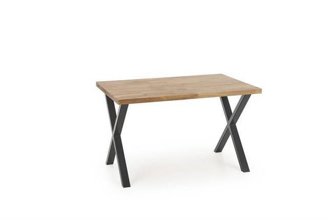 Стол обеденный APEX Halmar 160х90 Дуб, фото 2
