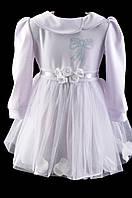 """Детское нарядное платье  """"Снежинка"""""""