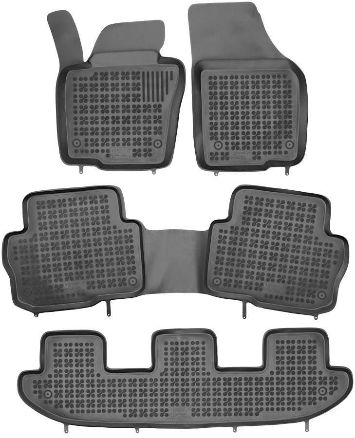Коврики в салон Seat Alhambra II 2010 - Rezaw-Plast RP 200112