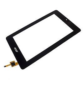 Сенсор (Тачскрин) для планшета Acer B1-730HD Iconia One 7 (Черный) Оригинал Китай