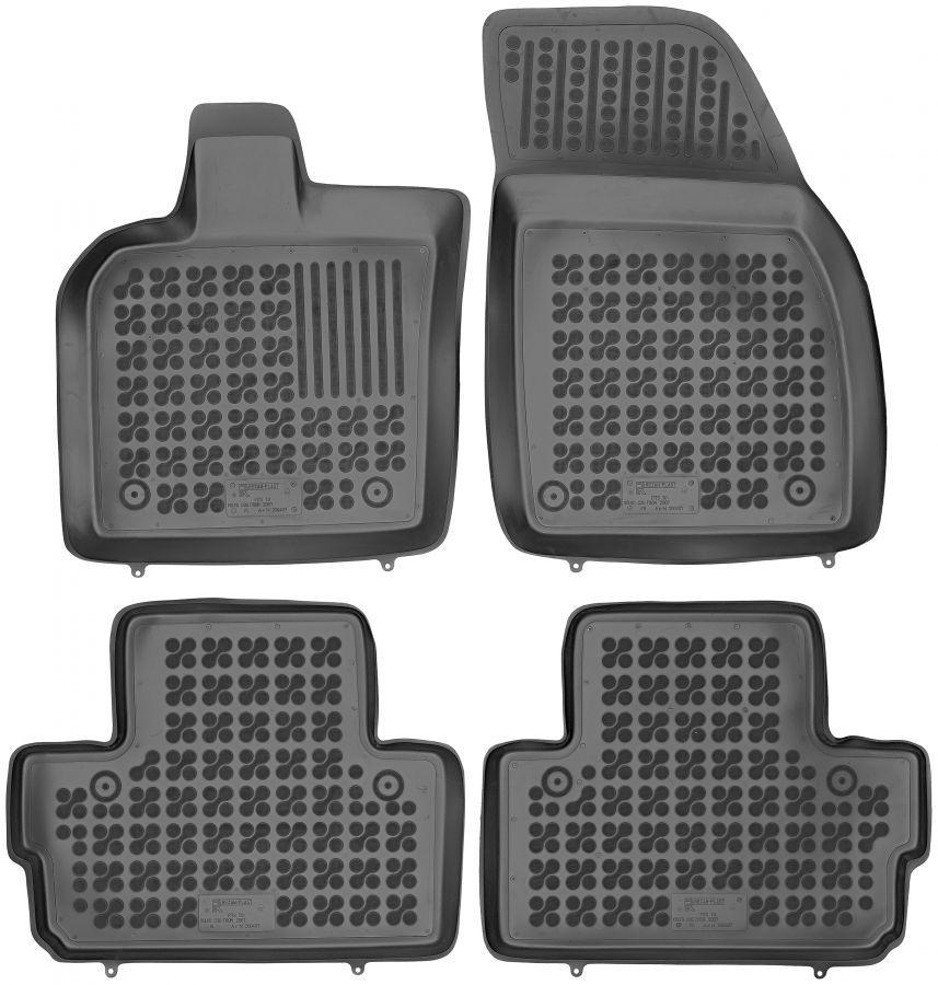 Коврики в салон Volvo C30 2006 - 2012  Rezaw-Plast RP 200407