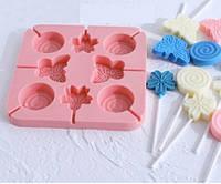 "Форма для леденцов и шоколада (мини) ""Бабочки и цветочки"""