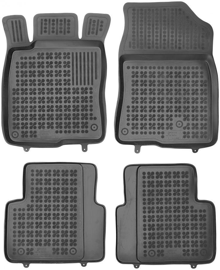 Коврики в салон Honda Civic X 2016 - Rezaw-Plast RP 200920