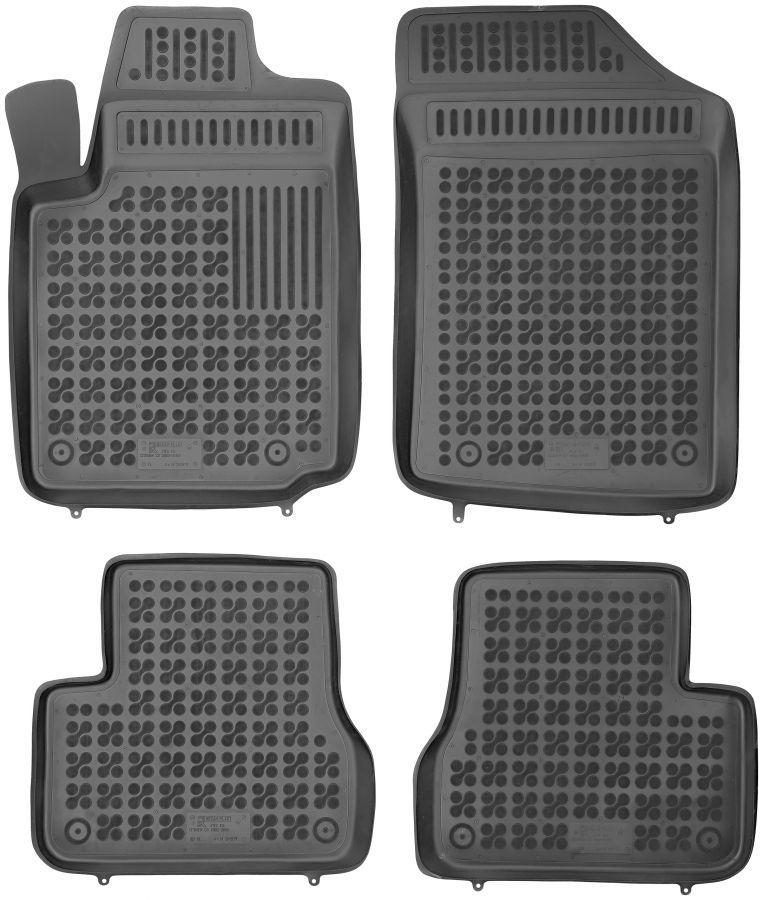 Коврики в салон Citroen C3 I 2002 - 2009  Rezaw-Plast RP 201217