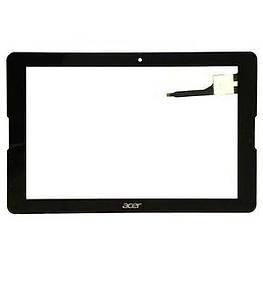 Сенсор (Тачскрин) для планшета Acer B3-A20 Iconia Tab в рамке (Черный) Оригинал Китай