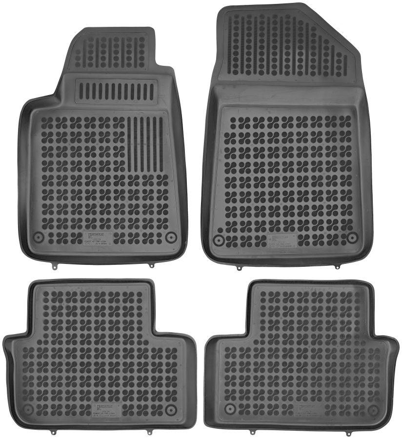 Коврики в салон Peugeot 407 2004 - 2011  Rezaw-Plast RP 201301