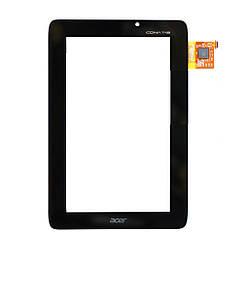 Сенсор (Тачскрин) для планшета Acer Iconia TAB A110 (Черный) Оригинал Китай