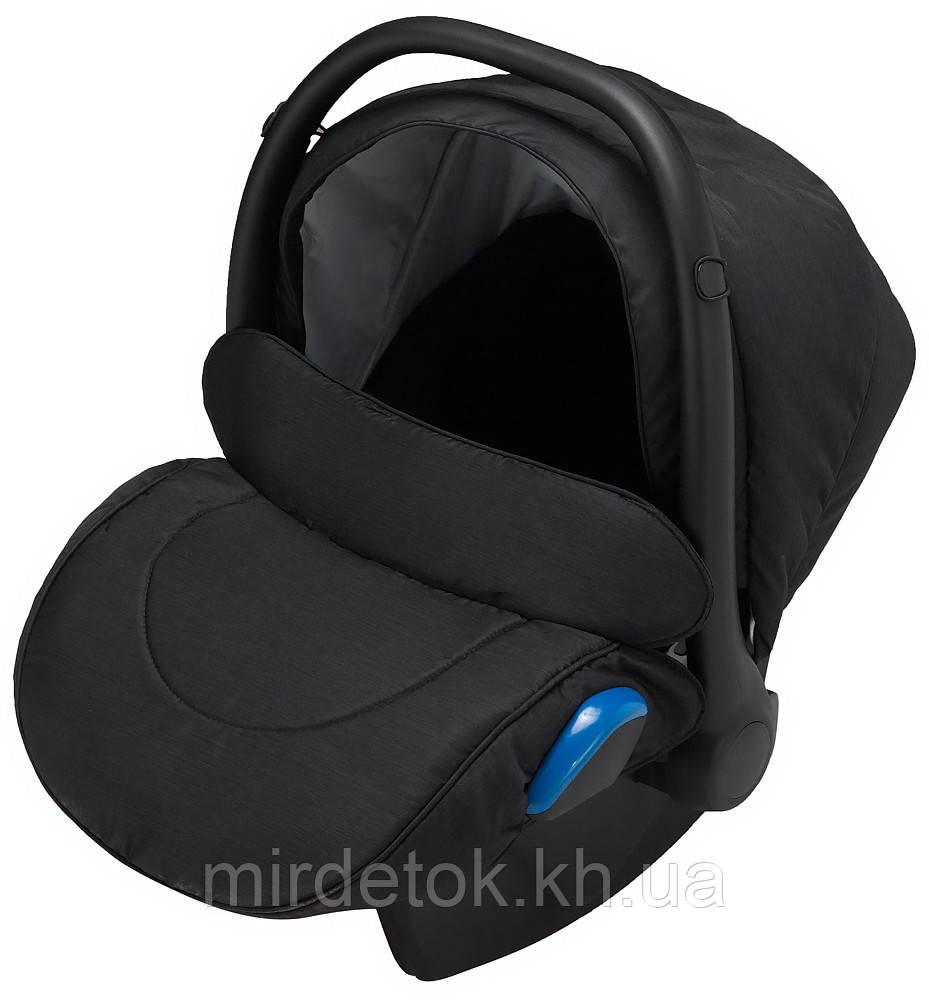 Автокресло Adamex Kite 2.0 N1 черный