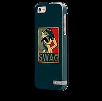 Чехол-накладка для iPhone 4/4s SWAG