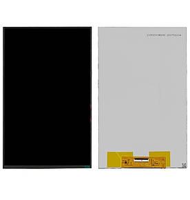 Дисплей для планшета Acer Iconia One B3-A20 (Черный) Оригинал Китай