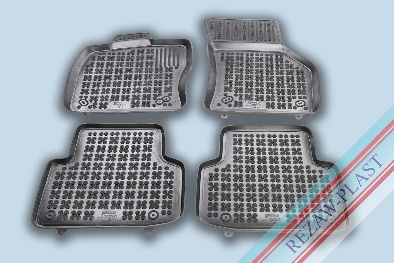 Коврики в салон Seat Leon IV (mk4) 2020 - Rezaw-Plast RP 202010