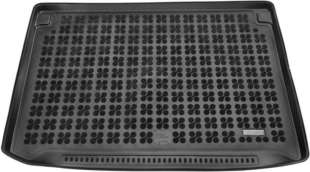 Коврик в багажник Citroen C4 Picasso II 2013 - 2018 складен. 3-й ряд Rezaw-Plast RP 230144