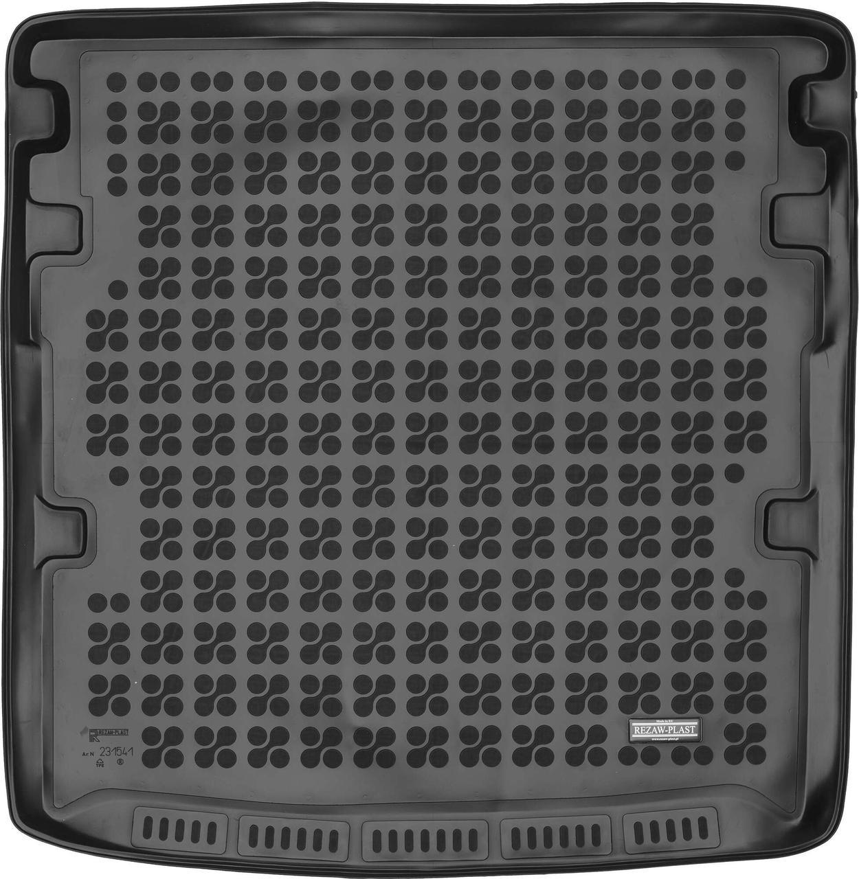 Коврик в багажник Skoda Octavia Kombi IV 2019 - верх Rezaw-Plast RP 231541