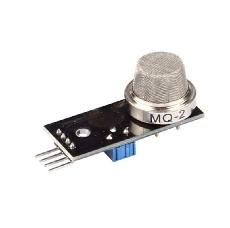 Датчик углеводородных газов, дыма, MQ2 для Arduino
