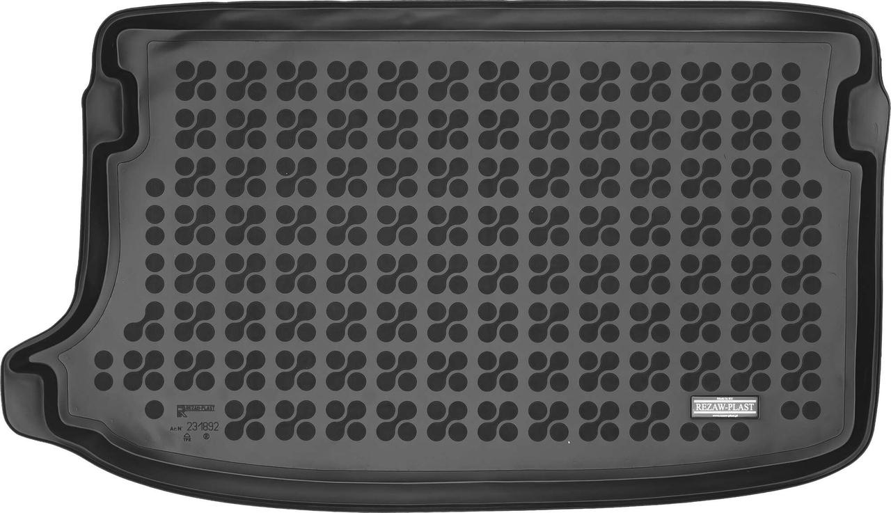 Коврик в багажник Volkswagen T - Cross 2018 - верх Rezaw-Plast RP 231892