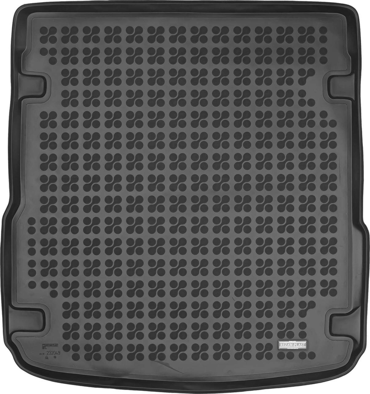 Коврик в багажник Audi A6 Avant V C8 2018 - Rezaw-Plast RP 232049