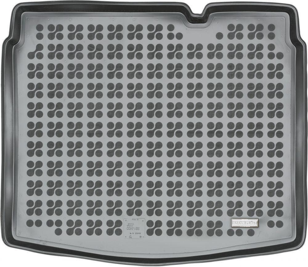 Коврик в багажник Jeep Compass II (MP 552) 2017 - низ Rezaw-Plast RP 233112