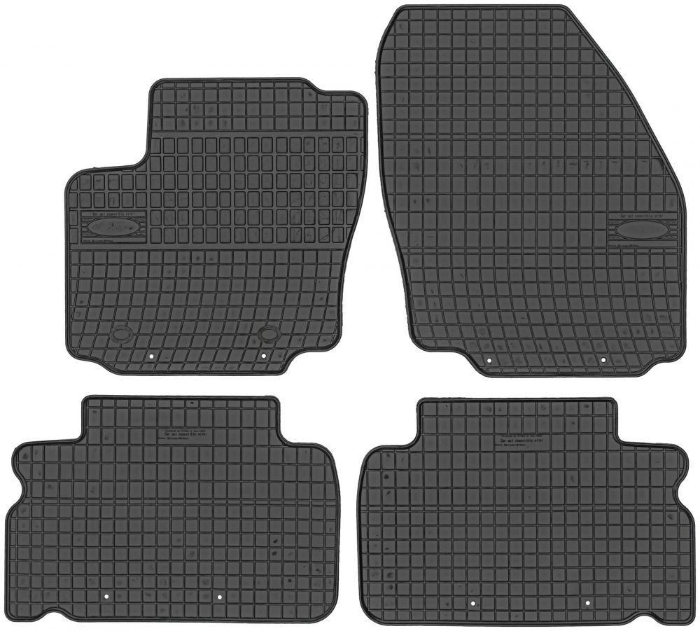 Коврики в салон резинові Ford Galaxy 2006-2015 Elegant EL 200304