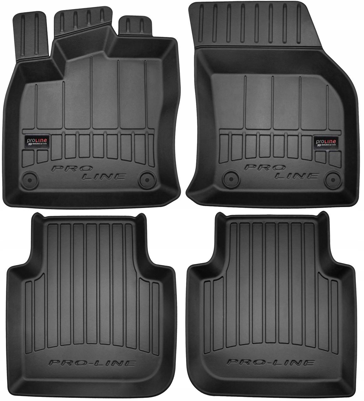 Коврики в салон Seat Leon IV 2020- Frogum Pro-Line 3D409972