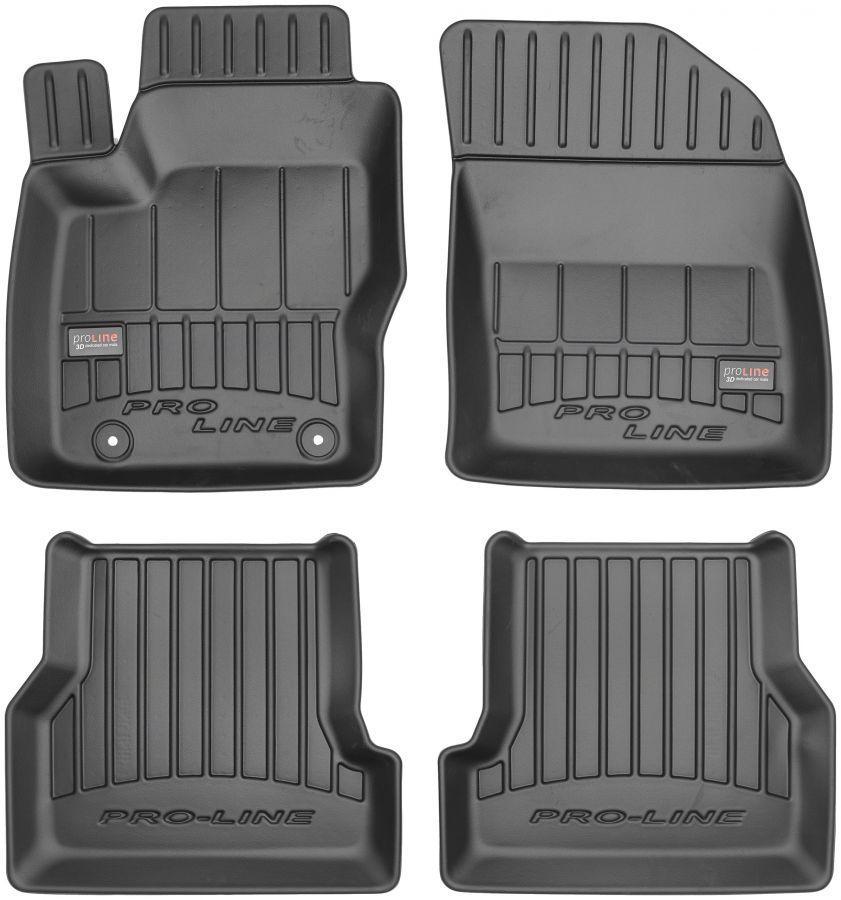 Коврики в салон Ford Focus MK II 2004-2011 Frogum Pro-Line 3D407282