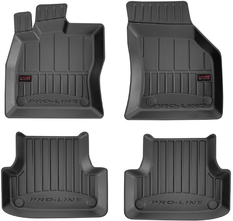 Коврики в салон Audi A3 III - 8V 2012- Frogum Pro-Line 3D407039