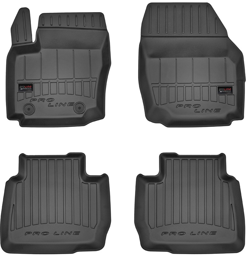 Коврики в салон Ford Mondeo MKIV 2007-2014 Frogum Pro-Line 3D407473