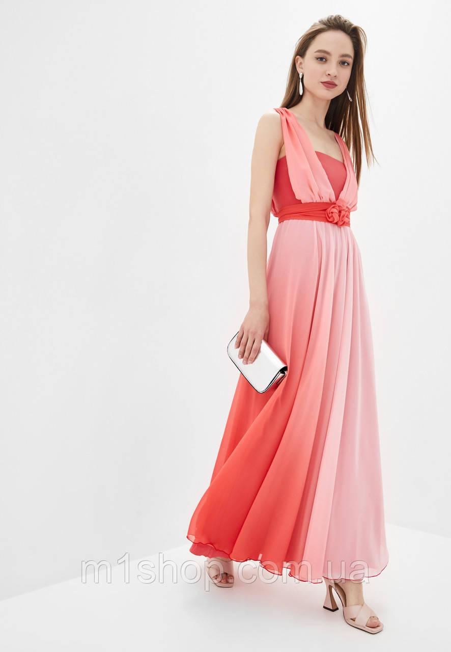 Вечернее легкое платье   Мираж lzn