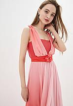 Вечернее легкое платье   Мираж lzn, фото 3