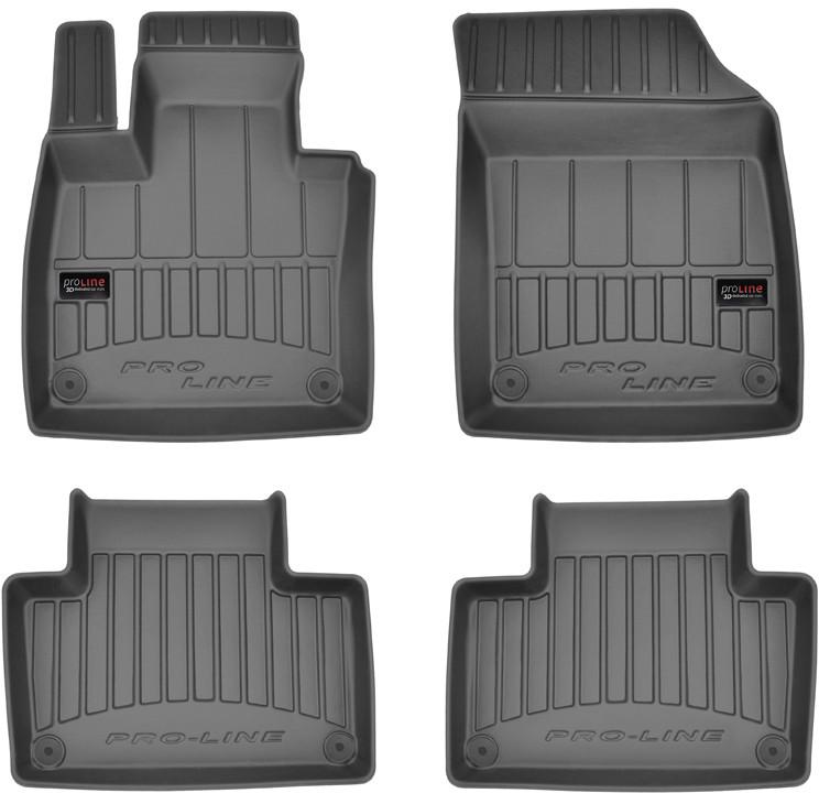 Коврики в салон Volvo XC 90 II 2015- Frogum Pro-Line 3D407831