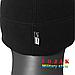 Шапка флисовая 340 (BLACK), фото 3