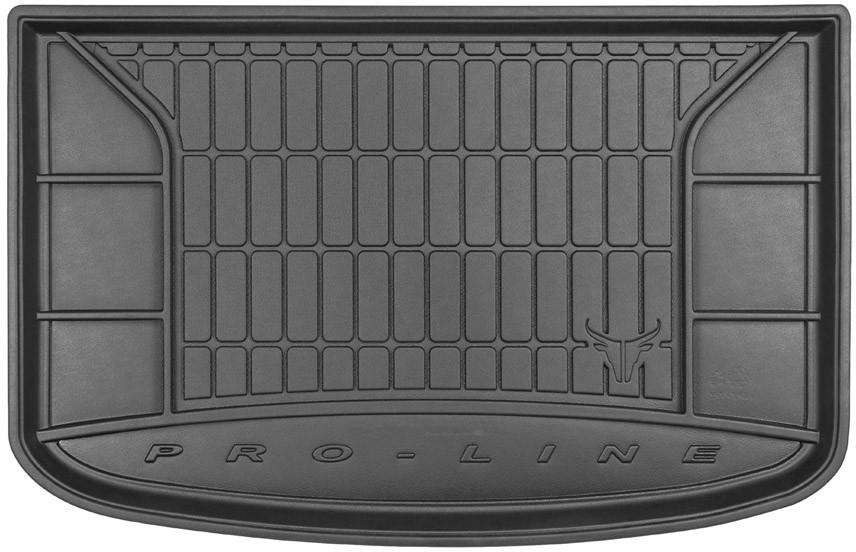 Коврик в багажник Audi A1 2010-2018, Audi A1 Sportback 2012-2018 Frogum Pro-Line TM549000