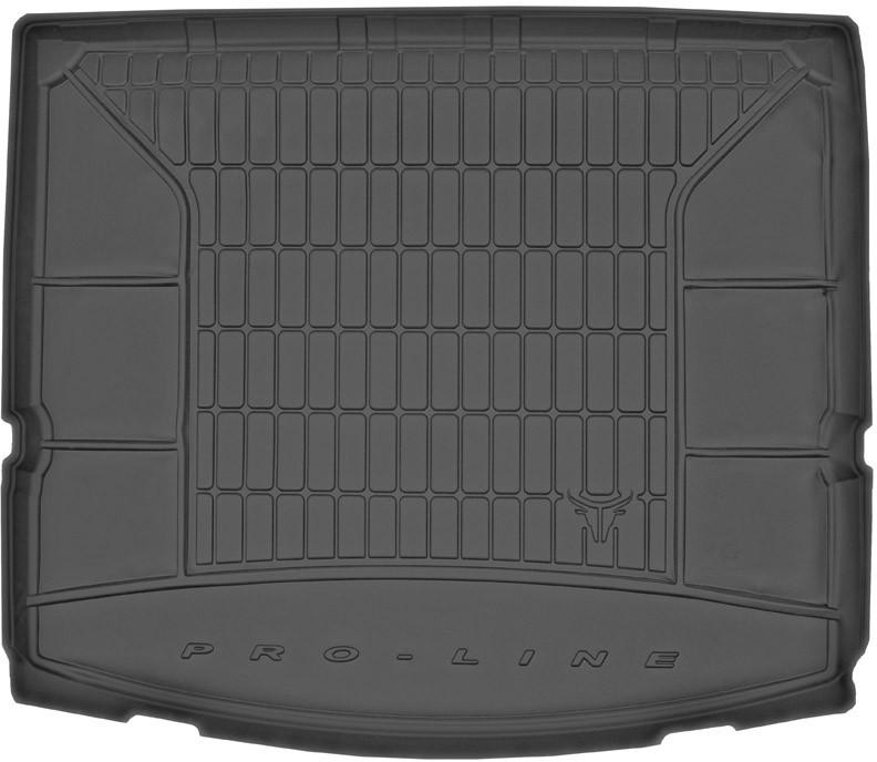 Коврик в багажник Ford S-Max 2015- склад. 3-й ряд Frogum Pro-Line TM403260