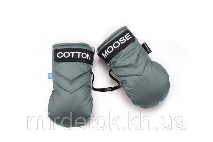 Рукавиці Cottonmoose Northmuff 897-3 jungle green (хакі)