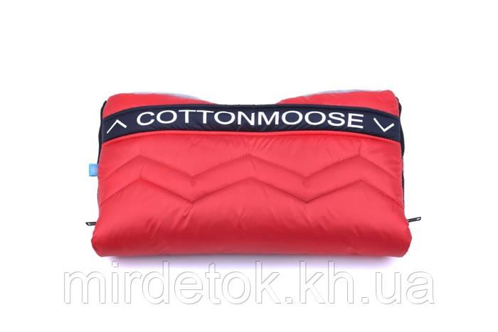 Муфта Cottonmoose Northmuff 880-8 красный