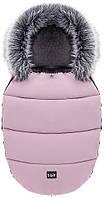 Зимний конверт Bair Polar Plus розовый (пудра)