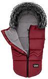 Зимний конверт Bair Alaska Thermo  бордо, фото 2