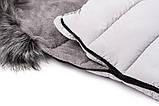 Зимний конверт Bair Polar  серый, фото 7
