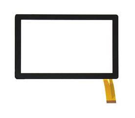 """Сенсор (Тачскрин) для планшета 7"""" Assistant AP-712 (173x105 мм, 30 pin) (Черный) Оригинал Китай"""
